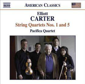 Pacifica Quartet - String Quartets Nos.1&5 (CD)