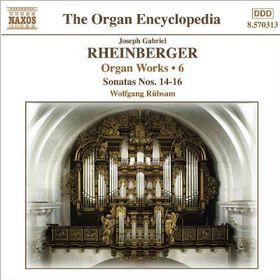 Rheinberger: Organ Works - Rheinberger: Organ Works (CD)