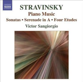 Stravinsky: Solo Piano Works - Solo Piano Works (CD)