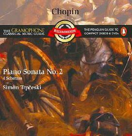 Trpceski, Simon - Recommends Series: Chopin: Piano Sonata No 2 - (EMI Import CD)