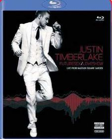 Futuresex/Loveshow Live in Madison Square Garden - (Blu-ray)