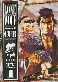 Lone Wolf & Cub:TV Vol 1 - (Region 1 Import DVD)