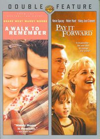 Walk to Remember/Pay It Forward - (Region 1 Import DVD)
