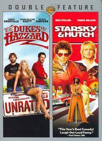 Dukes of Hazzard/Starsky & Hutch - (Region 1 Import DVD)