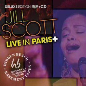 Jill Scott - Live In Paris (DVD + CD)