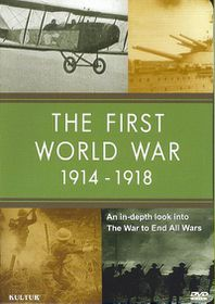 First World War 1914-1918 - (Region 1 Import DVD)