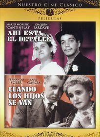 Ahi Esta El Detalle/Cuando Los Hijos - (Region 1 Import DVD)