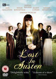 Lost In Austen - (Import DVD)