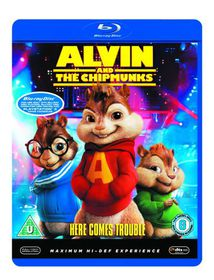 Alvin and the Chipmunks (2007) - (Import Blu-ray Disc)