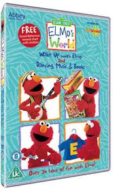 Sesame Street Elmo's World - Wake Up - (Import DVD)