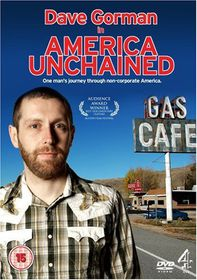 Dave Gorman in America Unchained - (Import DVD)