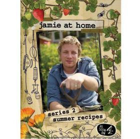 Jamie At Home-Spring/Summer Recipes - (Import DVD)