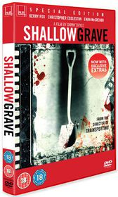 Shallow Grave (Special Edition) - (Import DVD)