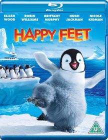 Happy Feet - (Import Blu-ray Disc)