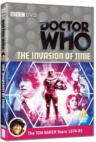 Dr Who - Invasion Of Time - (Import DVD)