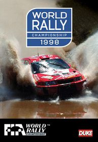 World Rally Review 1998 - (Import DVD)