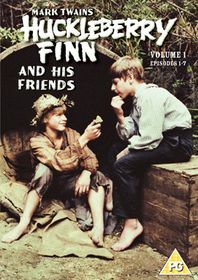 Huckleberry Finn & His Friends Volu - (Import DVD)