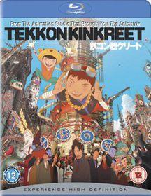 Tekkonkinkreet - (Import Blu-ray Disc)