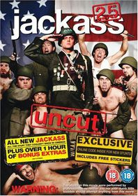 Jackass 2.5 - (Import DVD)