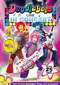 Doodlebops:Live in Concert - (Region 1 Import DVD)