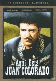 Aqui Esta Juan Colorado - (Region 1 Import DVD)