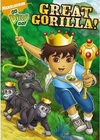 Go Diego Go:Great Gorilla - (Region 1 Import DVD)