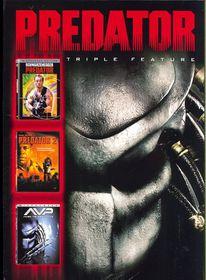 Predator Triple Feature - (Region 1 Import DVD)
