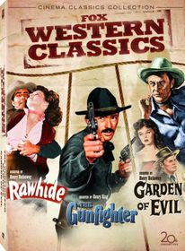 Fox Classic Westerns Collection - (Region 1 Import DVD)