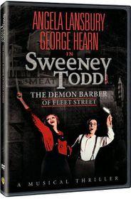 Sweeney Todd:Demon Barber - (Region 1 Import DVD)