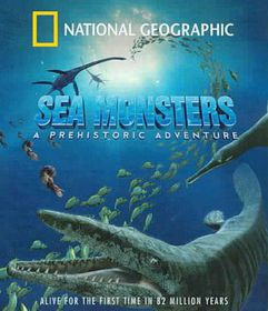 Sea Monsters - (Region A Import Blu-ray Disc)