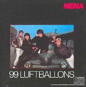 99 Luftballoons - (Import CD)