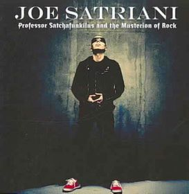 Satriani Joe - Professor Satchafunkilus & The Musterion (CD)