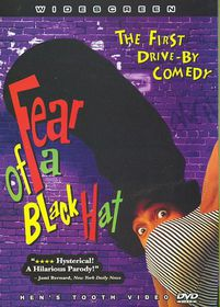 Fear of the Black Hat - (Region 1 Import DVD)