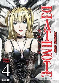 Death Note Vol 4 - (Region 1 Import DVD)