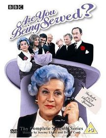 Are You Being Served? - Series 7 - (parallel import)