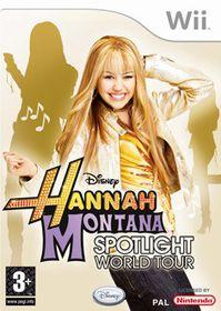 Hannah Montana: Spotlight World Tour (Wii)