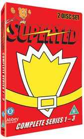 SuperTed - Complete Collection - (Import DVD)