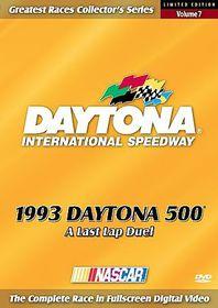 Nascar Classics:1993 Daytona 500 - (Region 1 Import DVD)