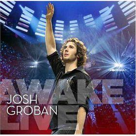 Josh Groban - Awake Live (CD + DVD)