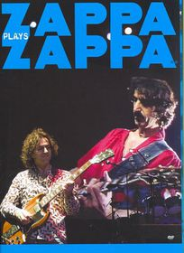 Zappa Plays Zappa - (Region 1 Import DVD)