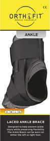 Orthofit Laced Ankle Brace - Small