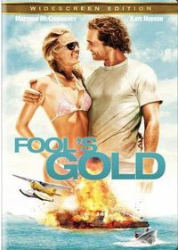 Fool's Gold - (Region 1 Import DVD)