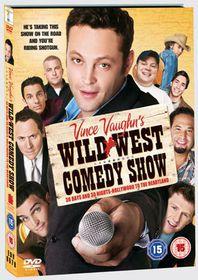 Vince Vaughn's Wild West Show - (Import DVD)