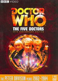 Doctor Who:Five Doctors:25th Annivers - (Region 1 Import DVD)