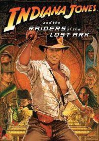 Raiders of the Lost Ark (1981)(DVD)