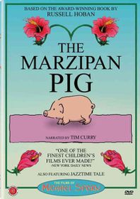 Marizipan Pig and Jazztime Tale - (Region 1 Import DVD)