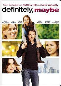 Definitely Maybe - (Region 1 Import DVD)