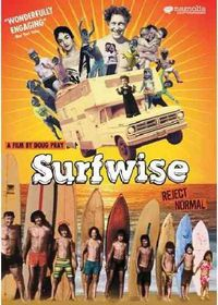 Surfwise:Amazing True Odyssey of the - (Region 1 Import DVD)