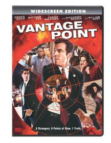 Vantage Point - (Region 1 Import DVD)