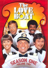 Love Boat:Season One Vol 2 - (Region 1 Import DVD)